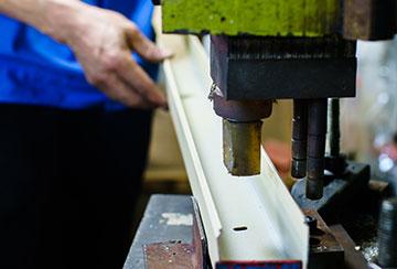 伟吉铝线槽-铝合金灯槽定制