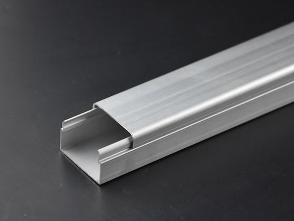 铝合金方形线槽30*20