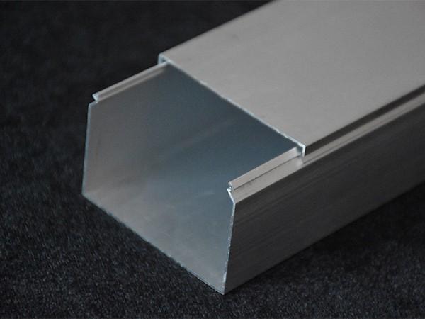 铝合金方形线槽60*40