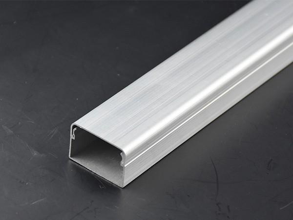 铝合金方形线槽30x20
