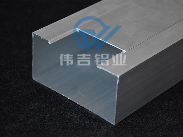 铝合金方形线槽100*50