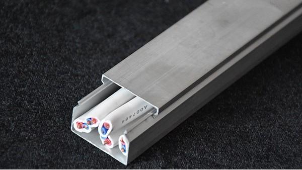铝合金线槽的布线要求及方法