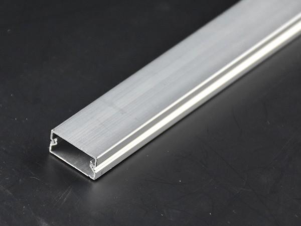铝合金线槽生产厂家教您如何安装好线槽