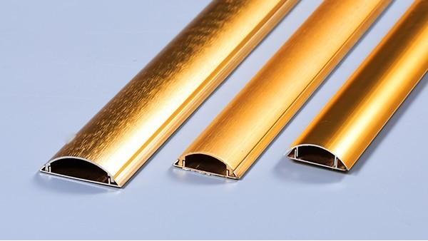 铝合金地板槽作用与特点