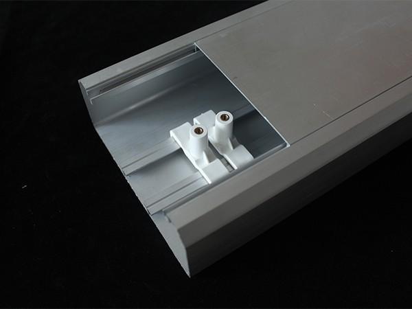 铝合金多功能面板线槽120*50