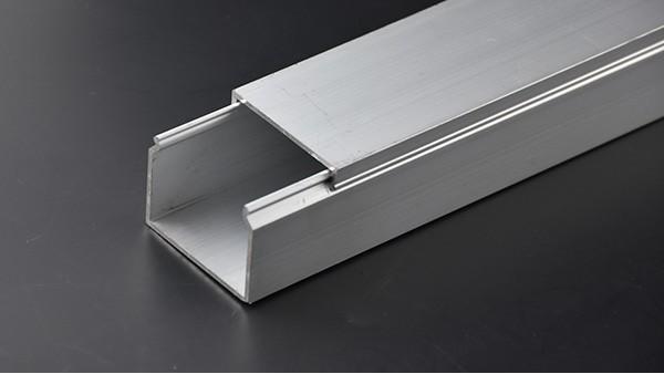 铝合金线槽优点,铝合金线槽安装注意事项