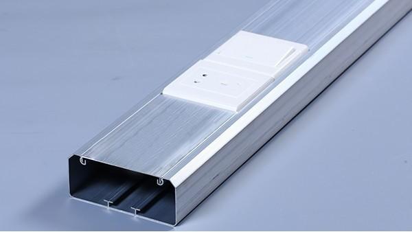 铝合金线槽特性 铝合金线槽生产厂家
