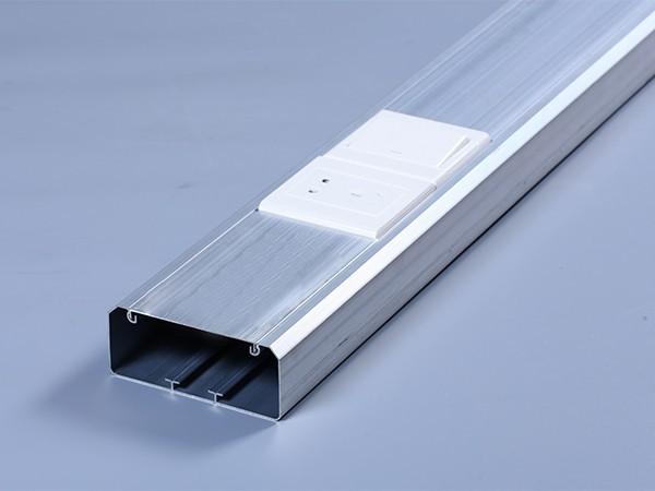 铝合金线槽特性