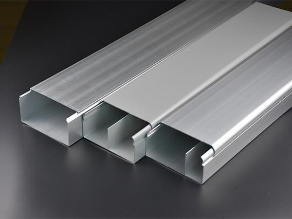 铝合金线槽带隔板10050