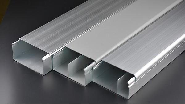 铝合金线槽的一些优点