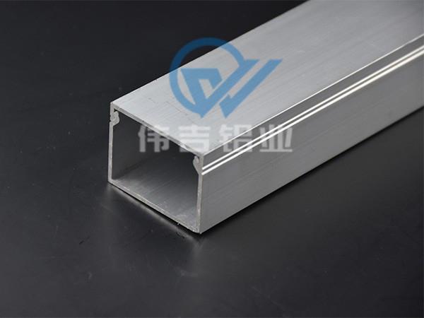 铝合金方形线槽40*30