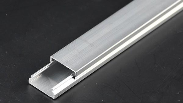 铝合金线槽安装技术特点