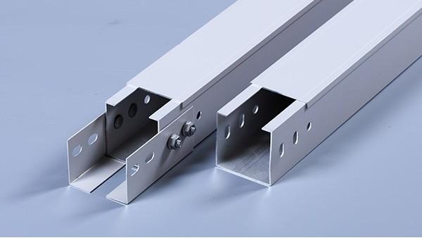 电缆桥架和金属线槽一样吗