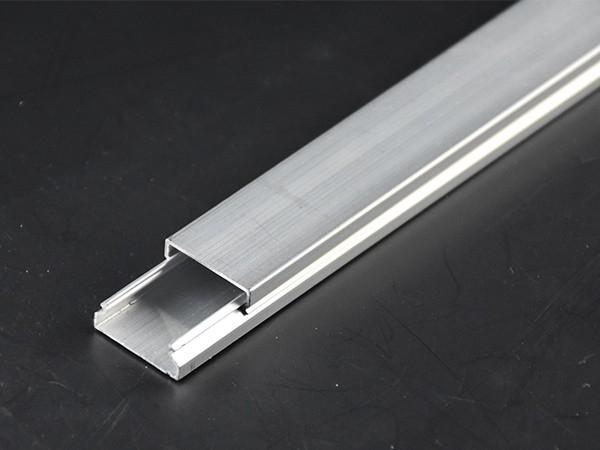 铝合金方形线槽20*10