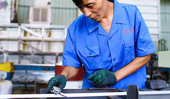 伟吉铝业品质实力