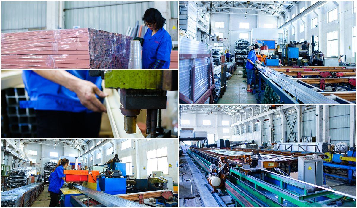 伟吉铝业工厂实力