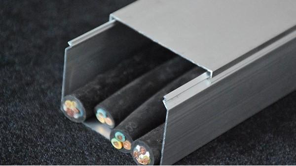 线槽生产商告诉您铝合金线槽的批发和应用
