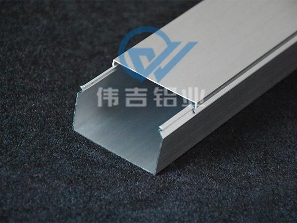 铝合金外墙方形线槽