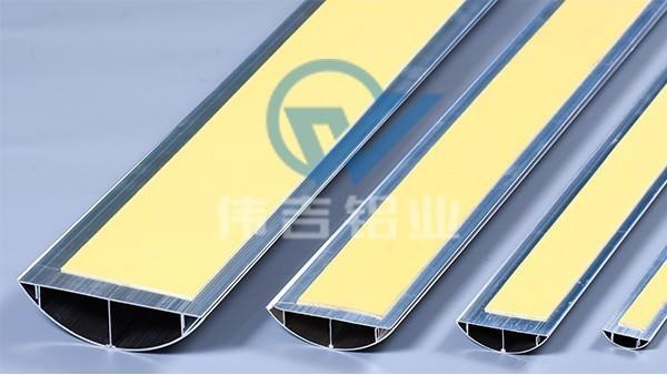 铝合金外墙线槽的质量管理